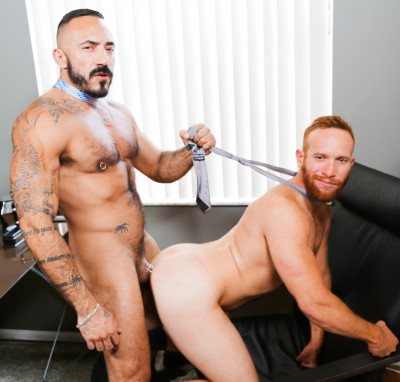 Men Over 30 - A Sexy Beast - Steven Ponce & Alessio Romero