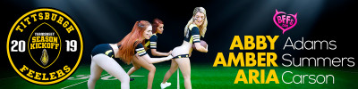 The Tittsburgh Feelers (Amber Summers, Abby Adams) - FullHD 1080p