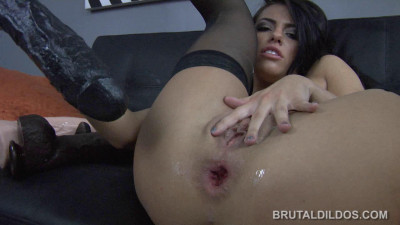 Adriana Chechik Big Dildo (2014)