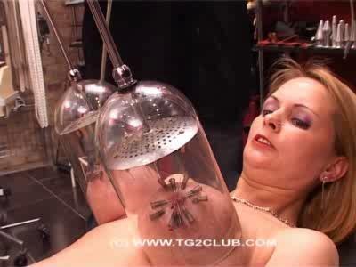 Cruel mockery of the female body (5 videos)