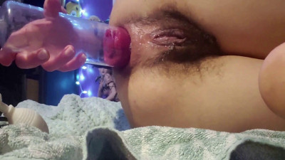 Extreme Anal Ruination And Prolapse Play