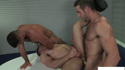 Description Alex Mecum, Derek Bolt, Teddy Torres