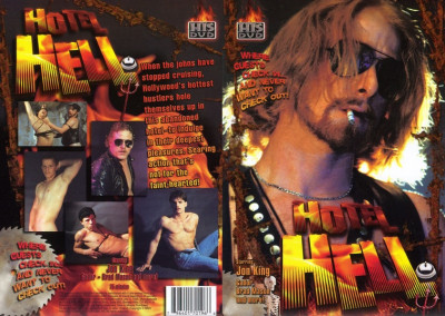 Hotel Hell Bareback — David Ashfield, Brad Mason, Jon King, Gador (1984)