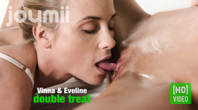 Eveline D., Vinna R. - Double Treat FullHD 1080p