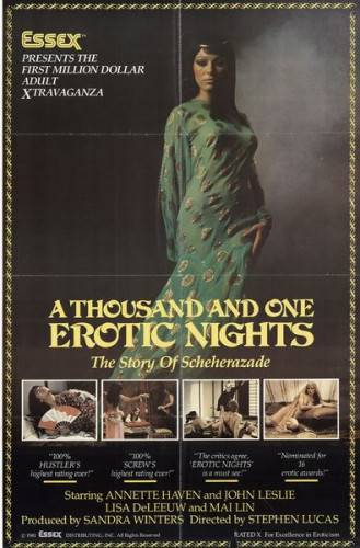 Description A Thousand and One Erotic Nights