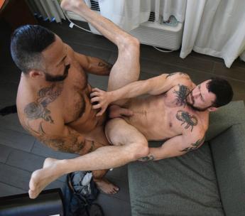 Alessio Romero & Miles