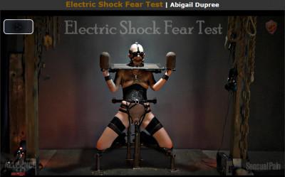 Description Sensualpain Electric Shock Fear Test