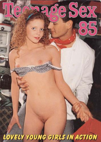 Teenage Sex vol 82,84,8