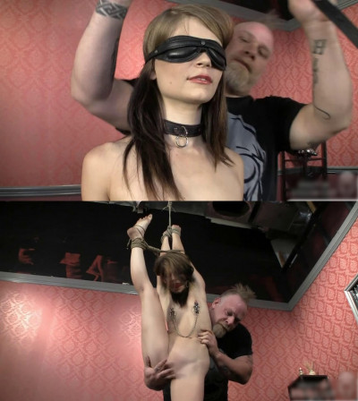 Servitude, sway, strappado and anguish because of young slut(piece 1)