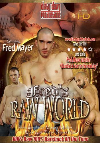 Freds Raw World (Full Bareback) — Fred Mayer, Igor Lucas, Marques Maddox (HD)