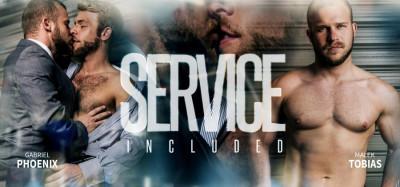 MenAtPlay - Gabriel Phoenix & Malek Tobias - Service Included