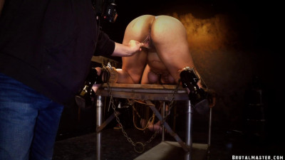 Welcome to hell – Pussy Prison Strap