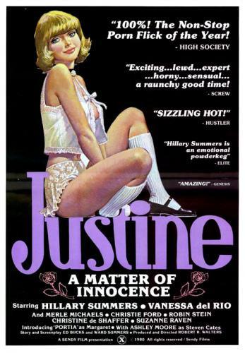 Description Justine A Matter of Innocence(1980)- Hillary Summers, Vanessa del Rio