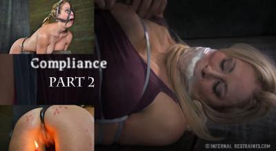 Infernal Restraints - Compliance Part 2 (Cherie DeVille, Elise Graves)