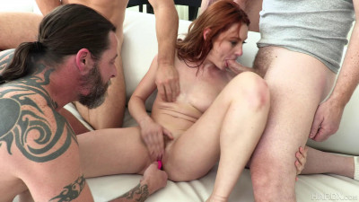 Lacy Lennon's First Blowbang 1080p