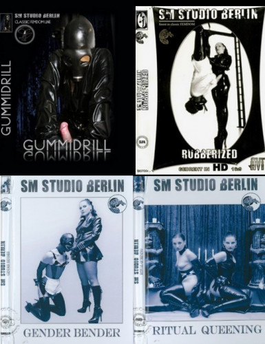 SmStudioBerlin Latex & Rubber Video Pack