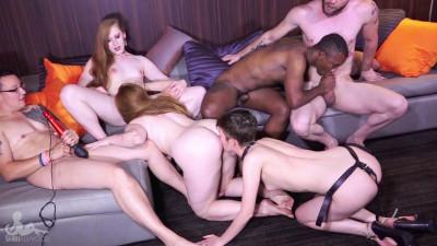 Shiri Allwood & Summer Hart – Pansexual Orgy