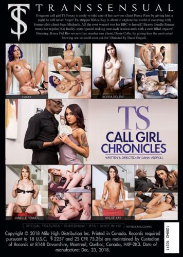 TS Call Girl Chronicles