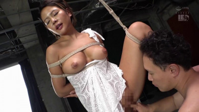 Tied up, Confined, and Filled With Bucketloads of Cum