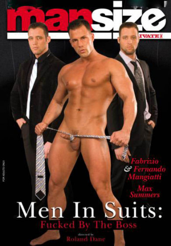 Private Mansize vol.14 Men In Suits Fucked By The Boss