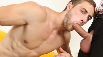 BCasting - Stretching Out Tight Ass - Georgio Black & Samuel