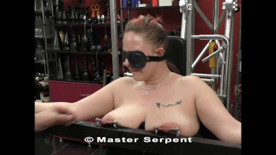 Beauty Betty Visiting the Torture Galaxy part 14