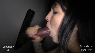 MichelleC's 4th Gloryhole Visit