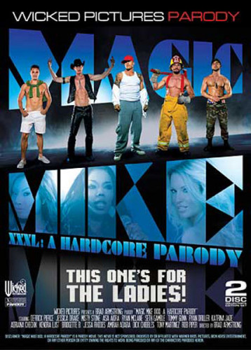 Description Magic Mike XXXL: A Hardcore Parody