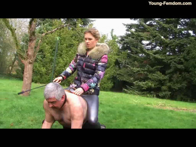 Young-femdom — Cheleste,s first time...