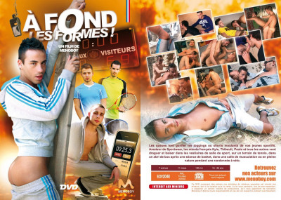MenoBoy Productions – A fond les formes! (2012)