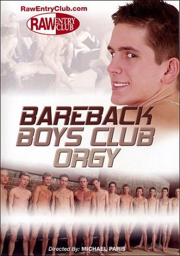 Bareback Boys Club Orgy - Tommy Sem, Martin Wide, Chris Reed