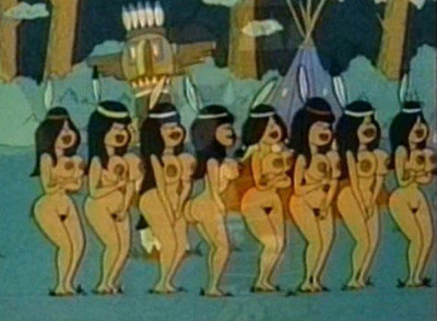 Erotic cartoon collection