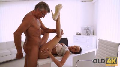 Liliane — Finally she's got her boss dick