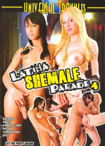 Latina Shemale Parade Vol. 4 (tits, Parade, latina)!