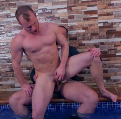 Wet Fuck With Malek Tobias & Andy Onassis