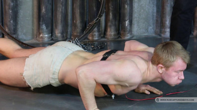 RusCapturedBoys - Gennadiy - The slave to train - Final Part - 2014