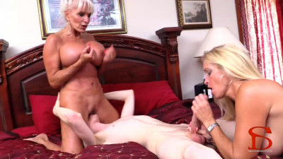 Mom's 1st Anal Fuck