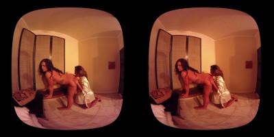 Description August Ames & Karlee Grey & Keisha Grey & Layla London