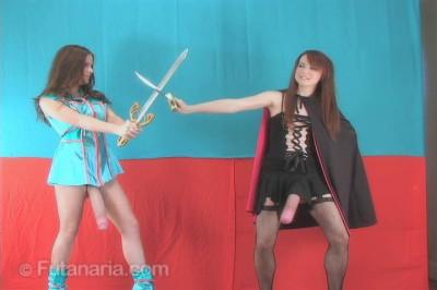 Clash of the Super Cocks