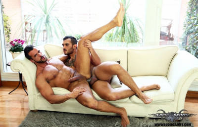 LucioSaints Denis Vega and Lucio Saints