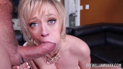 Dee Williams in Fancy Dress Tit Worship and Fuck – UltraHD 2160p