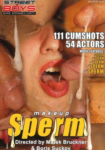 Street Boys - Makeup Sperm