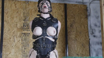 Pony Girl Try on with Caroline Pierce 3 part - BDSM,Humiliation,Torture HD 720p