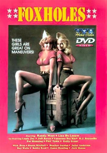 Description Fox Holes(1983)- Lisa De Leeuw, Randy West, Vanessa del Rio