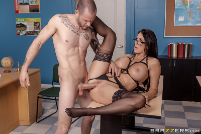 Reagan Foxx - Domme Teacher (2019)