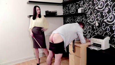 Miss Jessica And Hand Spanking part 32