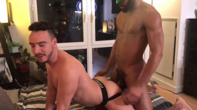Raw Fuck Club – My Pre Loaded Hole Gets Plowed by Hung Black Stud