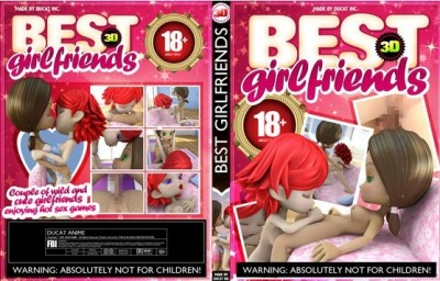 Best Girlfriends 3D