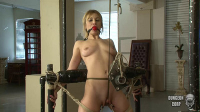 DungeonCorp - Disobedient Courtney Shea