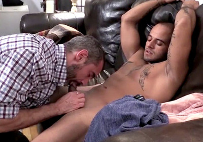 Fresh Meat - Anthony and Jim